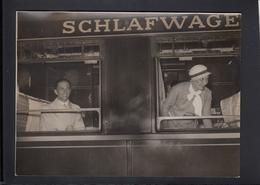D. Reich Foto Romreise Dr. Goebbels - Siehe 2 X Scan - Oorlog, Militair