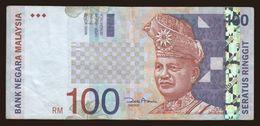 100 Ringgit, 2001 - Malaysia