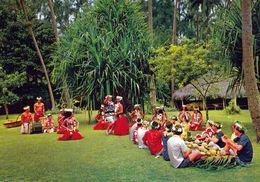 1 AK Tahiti * Welcome For Tourists In Tahiti * French Polynesia * Französisch Polynesien * - Französisch-Polynesien