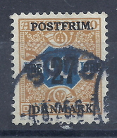 Dänemark 96 Gest. - 1913-47 (Christian X)