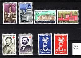 1958 Lot  N** F599 - France