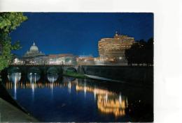 Postcard - Roma - Sant'Angelo, Bridge & Castle - Unused Very Good - Postcards