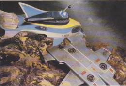 Postcard - Stingray - Stingray Craft  On A Mission- VG - Unclassified