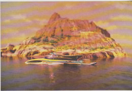 Postcard - Stingray - Stingray Craft By Island- VG - Unclassified
