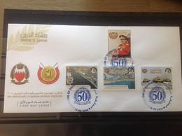 Bahrein - Postfris / MNH - FDC Defence Force 2018 - Bahrein (1965-...)