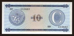10 Pesos, 1985 - Cuba