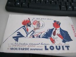 BUVARD PUBBLICITARIA LOUIT - Carte Assorbenti