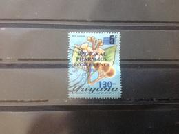 Guyana - Flora Overdruk (130) 1986 - Guyana (1966-...)