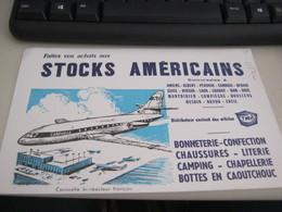 BUVARD PUBBLICITARIA STOCKS AMERICAINS - Automotive