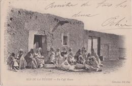 Bp - Cpa Sud De La Tunisie - Un Café Maure - Tunisia