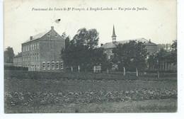 Pensionnat Des Soeurs De St. François à Borght-Lombeek Vue Prise Du Jardin - Roosdaal