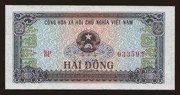 2 Dong, 1980 - Vietnam