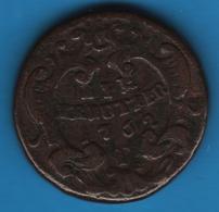 AUSTRIA HABSBOURG 1 Kreutzer 1762 P Maria Theresia - Autriche