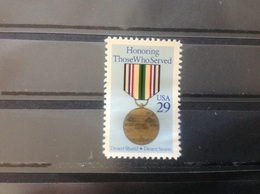 VS / USA - Medals (29) 1991 - Verenigde Staten