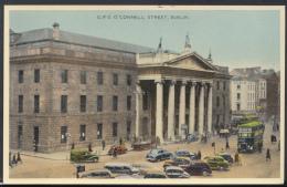 Ireland Postcard - General Post Office, O'Connell Street, Dublin    DC1902 - Dublin