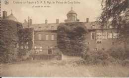 Le Roeulx - Château à S A S Le Prince De Croy-Solre - La Façade De Derrière - Pas Circulé - TBE - Le Roeulx