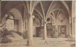 Le Roeulx - Château à S A S Le Prince De Croy-Solre - Vestibule - Pas Circulé - TBE - Le Roeulx