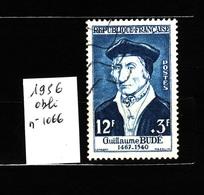 1956 N 1066 Obli  AF42 - France