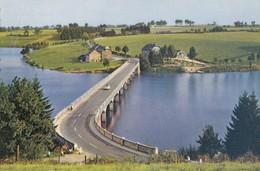 ROBERTVILLE: Le Lac Et Le Pont De Waterloo - Waimes - Weismes