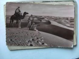 Egypte Egypt Art Banket SceneView From The Desert - Andere