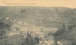 BOUILLON / PANORAMA PRIS DE LA COTE D AUCLIN / EDITIONS MARCOVICI - Bouillon