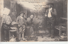 Chansons De BOTREL Illustrées - Petit Grégoire  PRIX FIXE - Bretagne