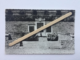 GENAPPE- BOUSVAL»LE MONUMENT DES ANCIENS COMBATTANTS  «Panorama (Photo Véritable Nº 4125)Édit BALON ,Bousval . - Genappe