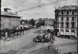 STAZIONE DI BRESCIA - CORRIERE - PRIMI ANNI '50 - EDIZ. MICHELETTI - NUOVA - Stazioni Senza Treni