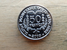 West Africa  50  Francs  2009  Km 6 Neuve - Altri – Africa