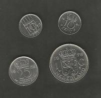 Lot De Monnaies Hollandaises - Nederland