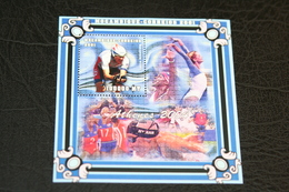 Mozambique 15.11.2001 Mi # Bl 93 2004 Athens Summer Olympics MNH OG - Estate 2004: Atene