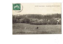 Cpa - 87 - FEYTIAT - Vue Générale ET LE MOULIN DU PUYTISON - Animation Jandillon Edit - Tour - 1909 - France