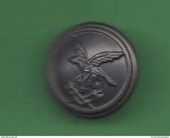 Milizia Forestale Bottone Da Giacca Bottoni Buttons Boutons - Bottoni