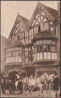 The Old George Hotel, Salisbury, Wiltshire, C.1905-10 - Postcard - Salisbury