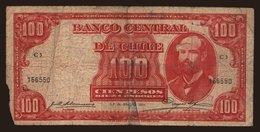 100 Pesos, 1936 - Chile