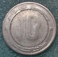 Algeria 10 Dinars, 1992 -0624 - Algeria