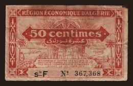 50 Centimes, 1944 - Algeria