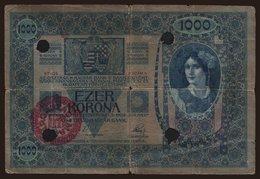 1000 Korona, 1902(20) - Hungary