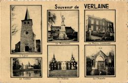 BELGIQUE - LIEGE - VERLAINE - Souvenir De Verlaine. - Verlaine