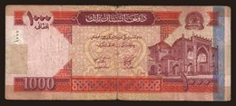 1000 Afghanis, 2004 - Afghanistan