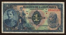 1 Peso, 1940 - Colombia