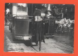 PL/14 BUS 139 LES TRANSPORTS PARISIENS PUBLIC MEANS OF CONVEYANCE PARIS 1900 EDITIONS D ART YVON PHOTO DESOYE - Cartoline