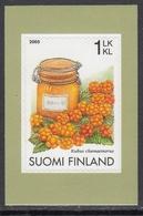 Finland 2005 - Cloudberry (berry) - Self-Adhesive Stamp Mi 1767 ** MNH - Finlande