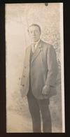 UDEN - VLUCHTOORD - FOTOKAARTJE 10 X 4.5 CM   -  UDEN  17 SEPT  1915 - 2 SCANS - Uden
