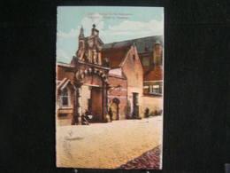 AP 4 - 298 - Belgique  - Lier - Lierre - Ingang Van Het Begijnenhof - Circulé - Lier