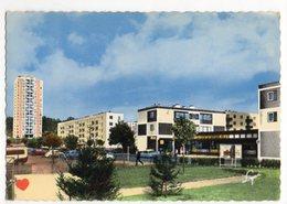 """22542-LE-78-LES MUREAUX-"""" La Vigne Blanche """"-Centre Commercial------------animée-voitures Dont DS - Les Mureaux"""