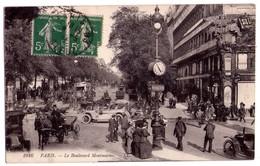 2011 - Paris ( IIe & IX ) - Le Boulevard Montmartre - L.L. - N°1916 - - Arrondissement: 20