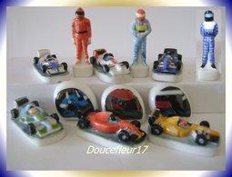 Formule 1 ... Lot De 12 Fèves ..Ref AFF : 25--1997.. (Panier 008) - Characters