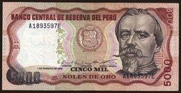 5000 Soles, 1979 - Peru