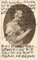 CPA Royaume-Uni 19?? - Auto-portrait D' A. Kauffmann, National Portrait Gallery, Londres, French Series N°79 - Lettres & Documents